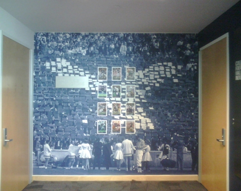 Original Wall